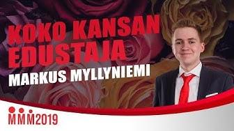 Koko kansan edustaja - Markus Myllyniemi