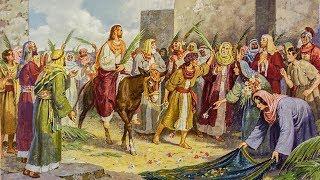 Вход Господень в Иерусалим. Вербное воскресенье 2018
