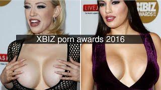 XBIZ porn awards 2016