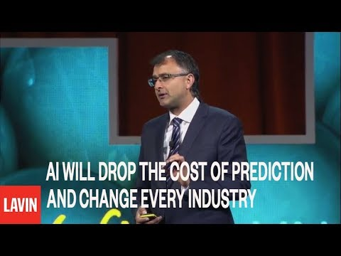 AI Keynote Speaker Ajay Agrawal: AI Will Drop the Cost of Prediction—and Change Entire Industries