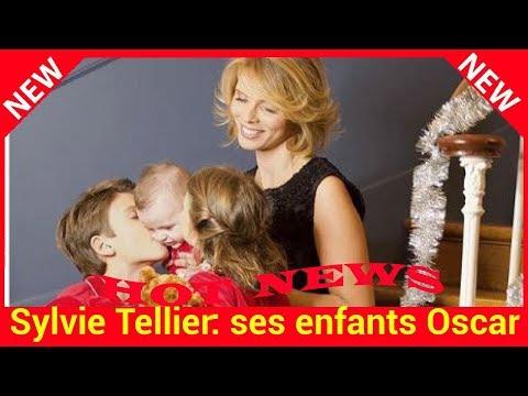 Sylvie Tellier : Ses Enfants Oscar Et Margaux Couvrent D'amour Le Petit Dernier, Roméo, 6 Mois