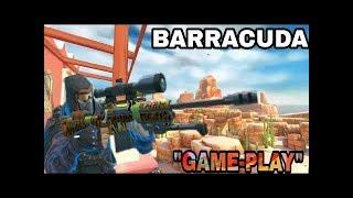BARRACUDA-beast sniper gameplay guns of boom