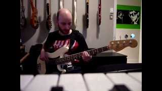 Soul Vaccination (TOP) - bass cover by Martin Letendre