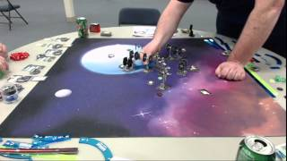 H.O.T.H. X-wing Charity Midwest Open - Sean Vs Hothie
