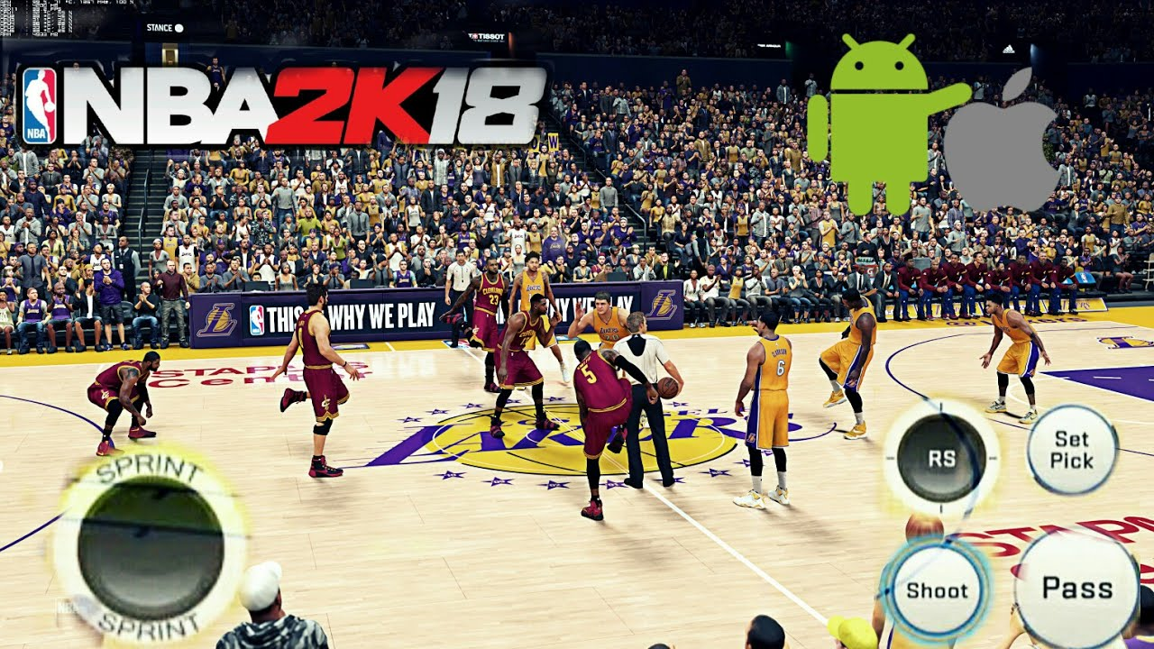 nba 2k18 free download ios 11