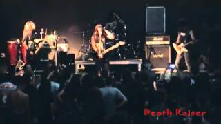 Mega Metal Fest 2014 - Death Raiser