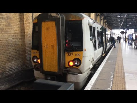 1. London King's Cross To Cambridge On Great Northern Class 387129 Electrostar - Sunday 26/05/2019