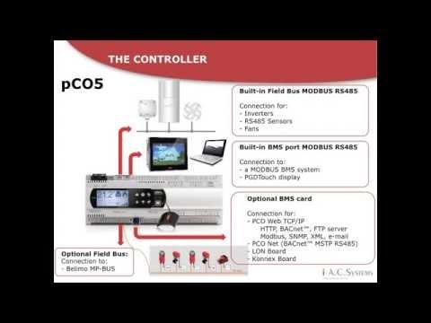 AHU Controls software FLSTDMmAHUE 1.3 - What's New