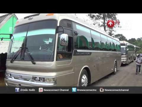เปิดเดินรถสายอาเซียนไทย-กัมพูชา : NewsConnect Channel