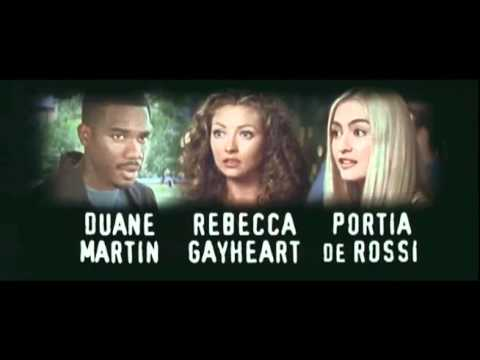 Scream End Credits ALL 4 OF THEM
