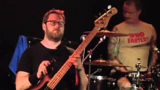 Red Fang - Live in Plan B 10.06.2013
