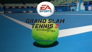 Australian Open 2017 final- Grand Slam Tennis 2 (Superstar- 5 set match)