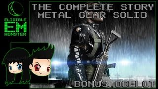 Metal Gear Solid The Complete Story - Ocelot, the Super Spy
