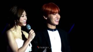[J-HOPE] 160930 창원 K-POP 페스티벌 MC J-HOPE