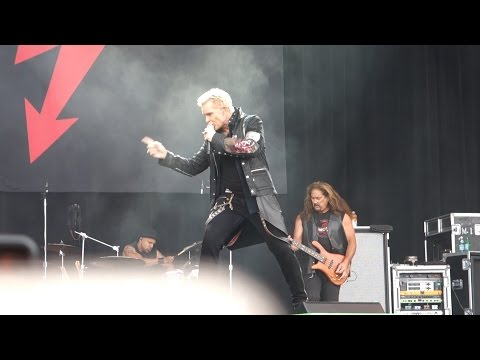 Billy Idol - Postcards From The Past – Outside Lands 2015, Live In San Francisco