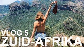 panorama route zuid afrika vlog 5