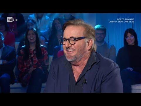 Christian De Sica nel ricordo di papà Vittorio - Domenica In 10/11/2019