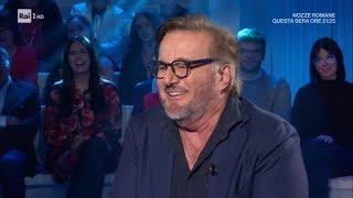 Christian De Sica Nel Ricordo Di Papà Vittorio   Domenica In 10/11/2019