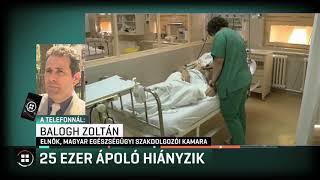 25 ezer ápoló hiányzik 20-01-02
