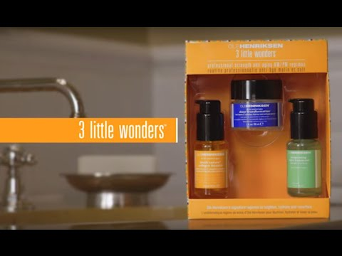 The 3 Little Wonders Skincare Set by Ole Henriksen | Sephora