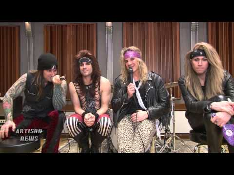 ROCK HALL 2014 MOST INFLUENTIAL KISS OR NIRVANA? STEEL PANTHER CHIMES IN