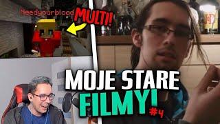 REAKCJA NA MOJE STARE FILMY #4