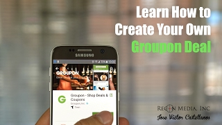 How To Create Your Own Groupon Deal