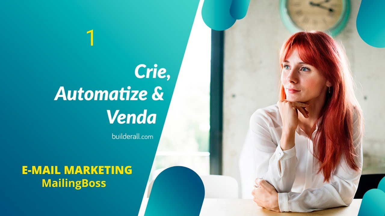 Como criar formulário de e-mail marketing na Builderall
