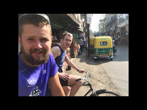 Bromley to Manila cycle: the big interview
