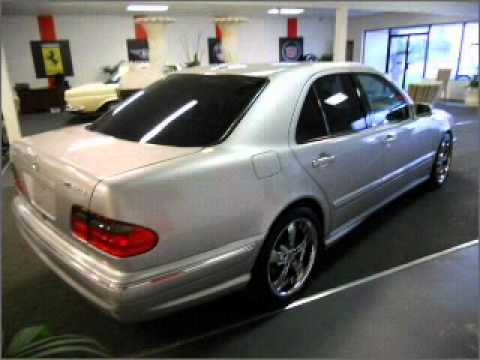 2000 mercedes benz e class sarasota fl youtube. Black Bedroom Furniture Sets. Home Design Ideas