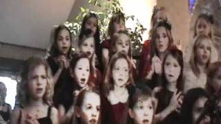 Christmas Mass Children Choir 2010 10