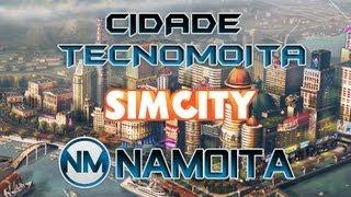 SIMCITY DELUX - TECNOMOITA!
