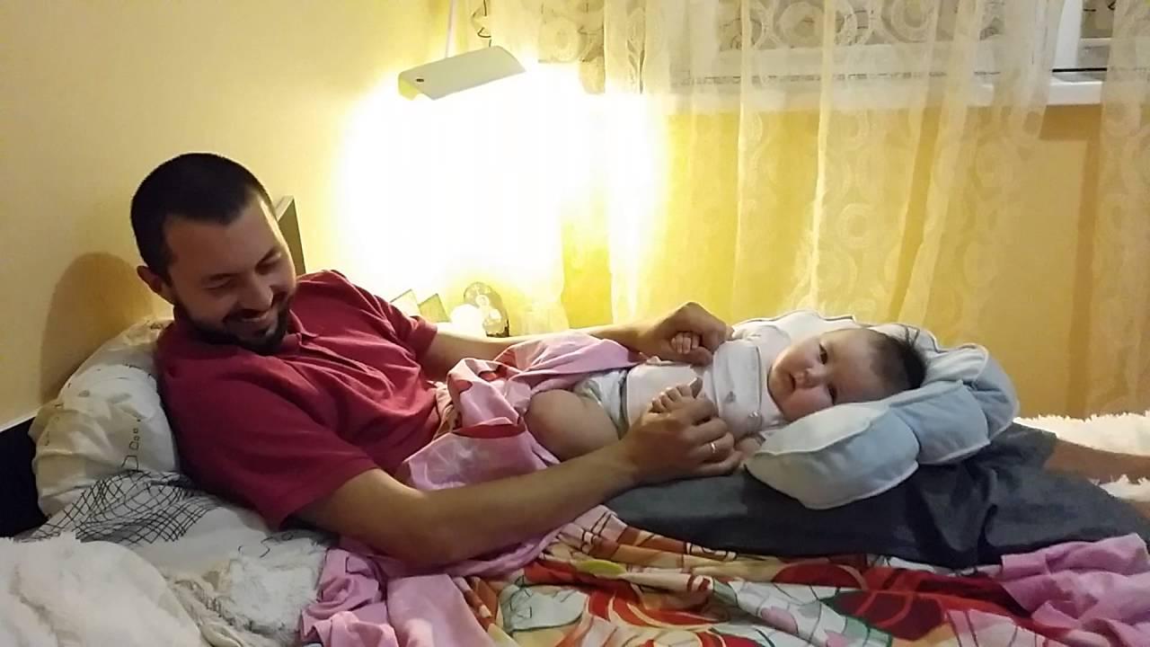 Отец Пришёлс Работы А Дочь Спит Смотреть В Контакте