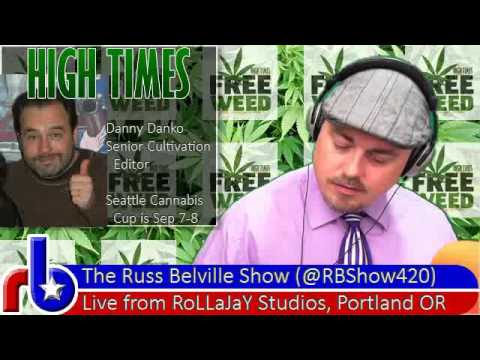 Cultivator's Corner - Danny Danko Announces Musical Acts for Seattle Cannabis Cup