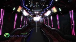 40 Passenger Party Bus Rental - US Coachways