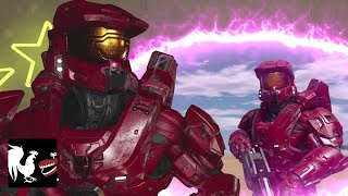 Excalibur - Episode 9 Clip | Red vs. Blue