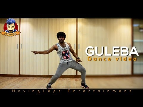 Guleba Video Dance Cover | Gulaebaghavali...