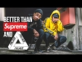 This Brand Is Better Than SUPREME & PALACE | Born X Raised Haul / Unboxing