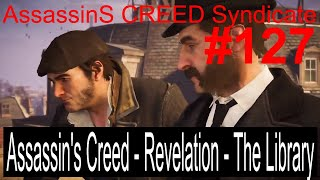 Assassin's Creed Revelation - The Library    Assassin's Creed Syndicate #127