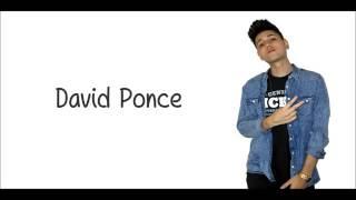 David Ponce- Tu no me gustas❤