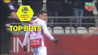 Top buts 18ème journée - Ligue 1 Conforama / 2018-19