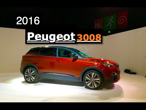 Peugeot Suv Static Review Inside Lane Youtube