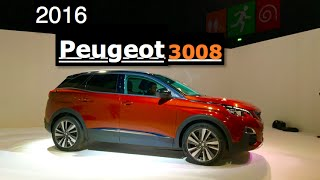 2016 Peugeot 3008 SUV Static Review - Inside Lane