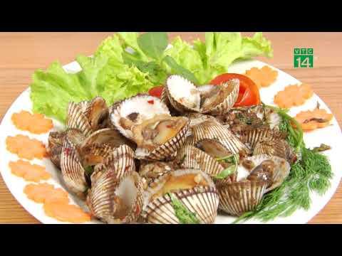 Cẩn trọng khi ăn sò huyết   VTC14 - Cẩn trọng khi ăn sò huyết   VTC14