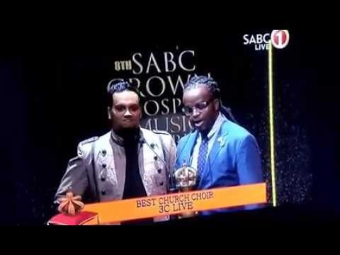 3C Live Winning At The SABC Crown Gospel Music Awards