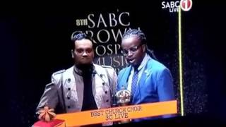 3C Live Winning At The SABC Crown Gospel Music Awards
