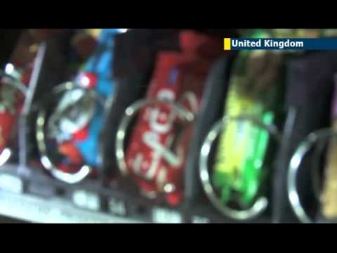 Kosher vending machine pushes right buttons: London Jewish businessman's innovative idea
