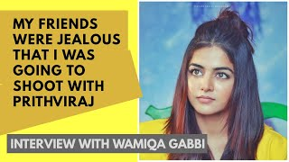 'Oh, that hot guy in the Hindi film Aiyya' | Interview With Wamiqa Gabbi | Prithviraj | Nine Movie