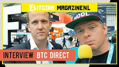 Interview BTC Direct (Mark Bakker) about Bitcoin and regulations in Europe || BitcoinMagazine NL