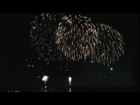 Vietnam 2012 Honda Celebration of Light Fireworks Festival